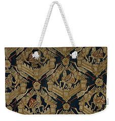 Carpet With The Arms Of Rogier De Beaufort Weekender Tote Bag by R Muirhead Art