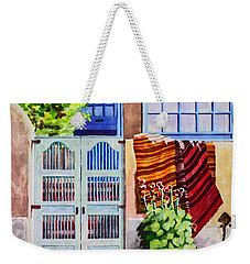 Carpets By The Gate Weekender Tote Bag