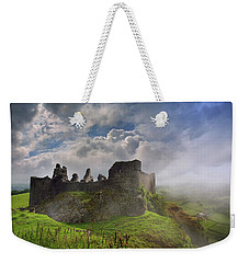 Carreg Cennen Castle 2 Weekender Tote Bag