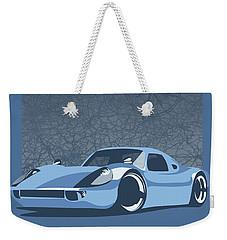 Carrera Weekender Tote Bag