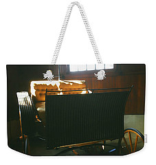 Carriage House Weekender Tote Bag