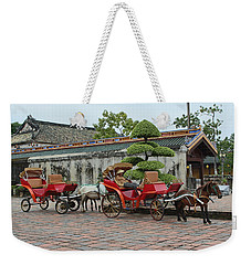 Carriage Rides Weekender Tote Bag