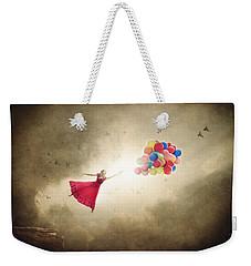Carried Away Weekender Tote Bag