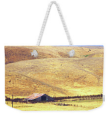 Carrizo Barn Weekender Tote Bag