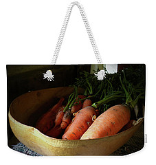 Carrots From The Garden Weekender Tote Bag