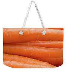 Carrots Weekender Tote Bag by Wim Lanclus