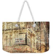 Carting Lane, Savoy Place Weekender Tote Bag