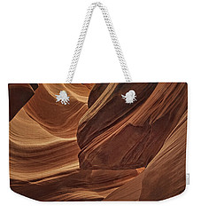 Carved By Water Dist Weekender Tote Bag