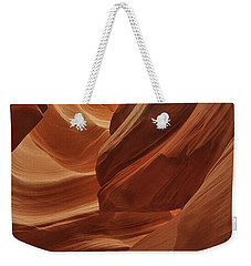 Carved By Water Weekender Tote Bag