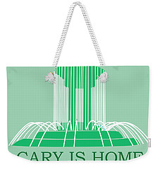 Cary Fountain Weekender Tote Bag