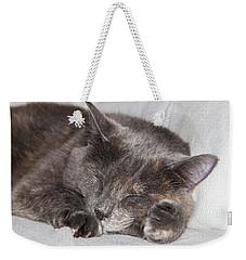 Cas-4 Weekender Tote Bag