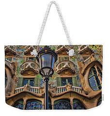 Casa Batllo Gaudi Weekender Tote Bag