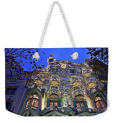 Casa Batllo In Barcelona Weekender Tote Bag