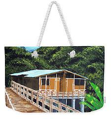 Casa Grande Weekender Tote Bag