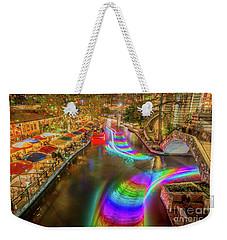 Casa Rio Rainbow Weekender Tote Bag