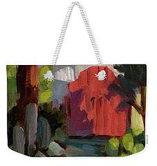 Casa Tecate Gate Weekender Tote Bag