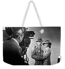 Casablanca Director's Cut  1942 Weekender Tote Bag