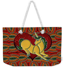 Casablanca Unicorn Dreams Weekender Tote Bag