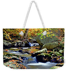 Cascade Brook Weekender Tote Bag