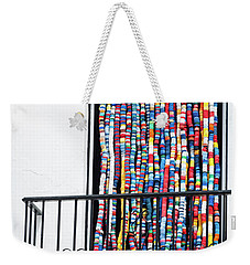Cascade Of Colour Weekender Tote Bag