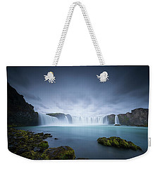 Cascade Of The Gods Weekender Tote Bag