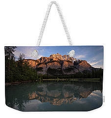 Cascade Ponds Reflections Weekender Tote Bag