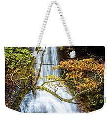 Cascades Deck View Weekender Tote Bag