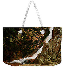Cascades Of Summer Weekender Tote Bag