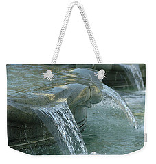 Cascading Fountain Weekender Tote Bag
