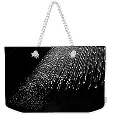 Weekender Tote Bag featuring the photograph Cascading From Heaven by Kristin Elmquist