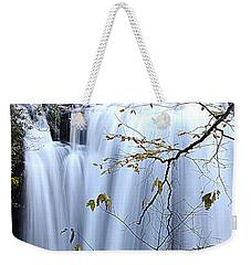 Cascading Water Fall Weekender Tote Bag