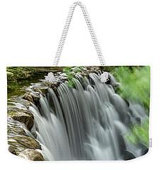 Cascading Water Weekender Tote Bag