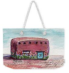 Case Pastel De Ludwig Weekender Tote Bag