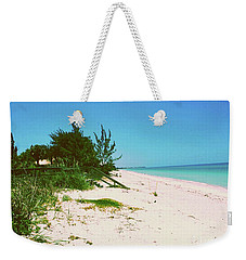 Weekender Tote Bag featuring the photograph Casey Key, Florida by Gary Wonning