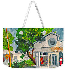 Caseys Place Weekender Tote Bag by Eric Samuelson