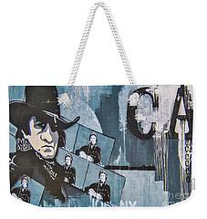 Cash Weekender Tote Bag