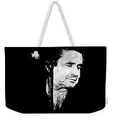 Weekender Tote Bag featuring the photograph Cash by Paul W Faust - Impressions of Light