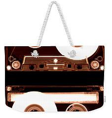 Cassette Tapes Weekender Tote Bag