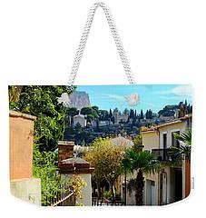 Cassis La Belle Weekender Tote Bag