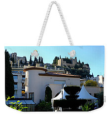 Cassis Town View Weekender Tote Bag
