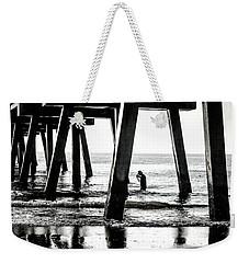 Cast Weekender Tote Bag