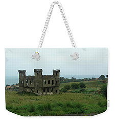 Castle Catania Sicily Weekender Tote Bag