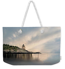 Castle Hill Light Weekender Tote Bag by Robin-Lee Vieira