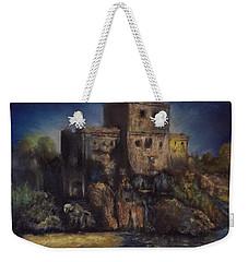 Castle In The Rocks Weekender Tote Bag