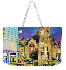 Castle Of Imagination Weekender Tote Bag