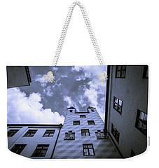 Weekender Tote Bag featuring the photograph Castle by Sergey Simanovsky