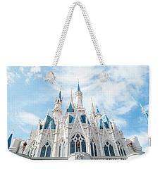 Castle Sky Weekender Tote Bag by Pamela Williams