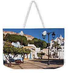 Weekender Tote Bag featuring the photograph Castro Marim - Algarve, Portugal by Barry O Carroll