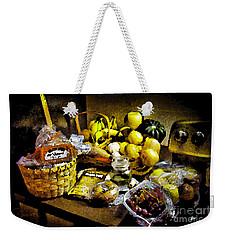 Casual Affluence Weekender Tote Bag