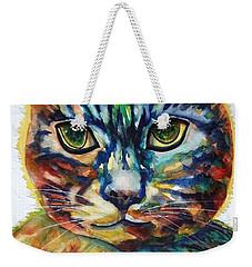 Cat A Tude Weekender Tote Bag